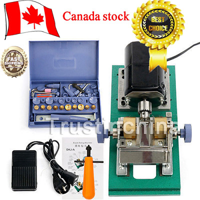 110V 200W Full Set Jewelry Pearl Stepless Drilling Holing Machine Driller Tool