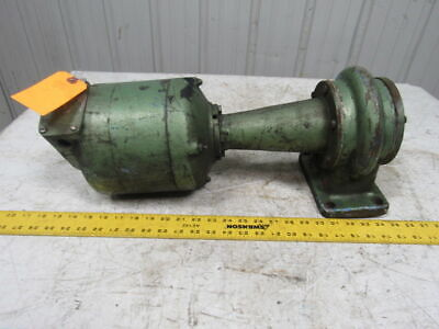 GUSHER 11?22C Coolant Sump Type Pump 220/440V 1/2HP 1725RPM Tested!