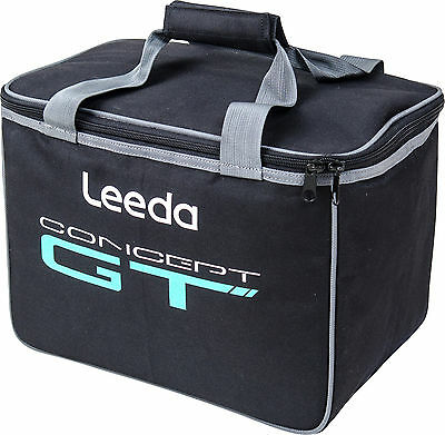 Leeda Concept Gt Carp Fishing Fully Foil Lined Cool Bag W/ Padded Carry Handle