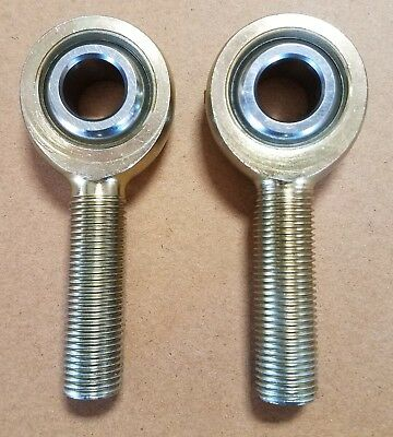 """Male Rod End 1/2""""- 20 Right Hand Thread - Lot Of 4 / Free Shipping !!"""