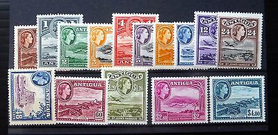 ANTIGUA 1953 To $4.80 U/M (48c Has Browning Gum As Shown) FP7973