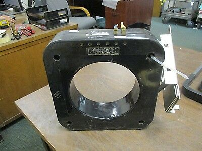Instrument Transformers Current Transformer 142-602 Ratio 6000:5A Used