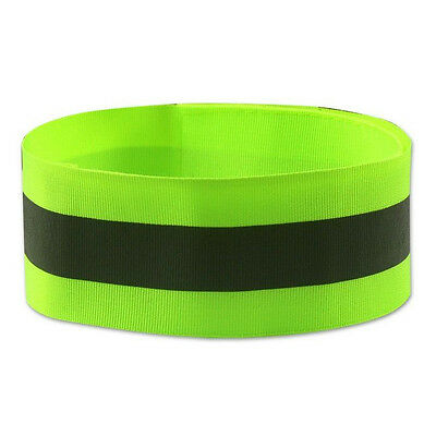 High Visibility Safety Arm Band Light Up Cycling Jogging Running Hiking Sport 31
