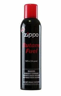 Zippo Premium Butane Fuel 5.82 oz. 165 Grams,*Free Shipping* Free torch lighter!