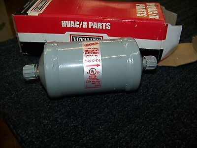 "Totaline HVAC Liquid Line Filter Drier 3/8"" ODF 16 Cu. In. P502C163S New"