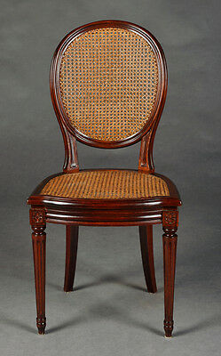 C-110 Elegant Chair Louis Seize Style around 1880