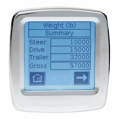 Right Weigh Load Scales Interior Scale Tractor and Trailer 202-DDG-02-C