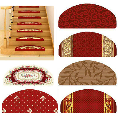 Top Sale Stair Treads Non-slip Durable Stair Carpet Mats Rugs Pads