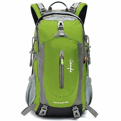 Oseagle Rucksack Outdoor Traveling/Hiking/Mountaineering Backpack 40L Green