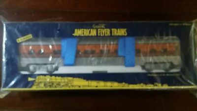 Lionel American Flyer D#rg Vista Dome Passenger Car S  Scale. Brand New