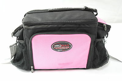 B-WARE # Isobag 6 Meal System (Pink Accent/Black) 90