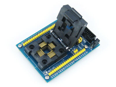 Yamaichi M16+ ADPII IC Test & Burn-in Socket with boardfor AVR TQFP44 package