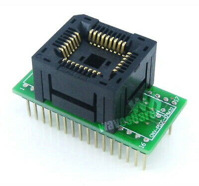 Yamaichi PLCC32 TO DIP32 (A) IC Programmer Adapter for PLCC32 package