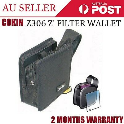 "100% New Cokin Z306 Z"" Filter Wallet / Pouch Soft Case For 100mm (4"") Filters"
