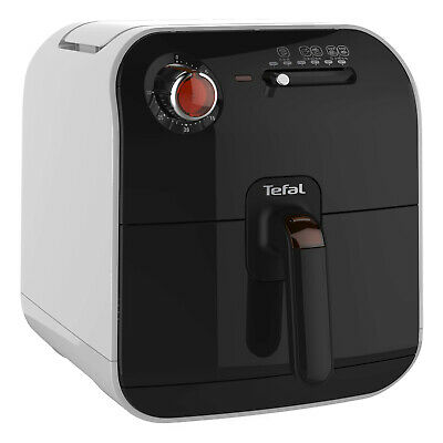 TEFAL FX 1000 Fry delight Heißluft Fritteuse schwarz Air pulse