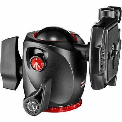 New Manfrotto MHXPRO-BHQ2 Magnesium Ball Head In With 200PL plate QR System