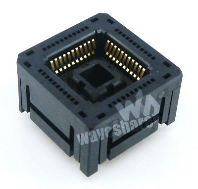 Yamaichi IC120-0444-306 IC Test & Burn-in Socket for PLCC44 package