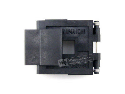 Yamaichi IC51-0524-411-1 IC Test & Burn-in Socket for PLCC52 package