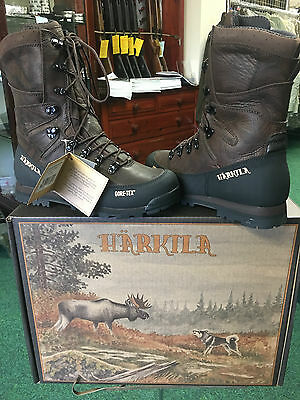 "Harkila Mountain Hunt Gore-Tex 10"" Hunting/Stalking Boots"