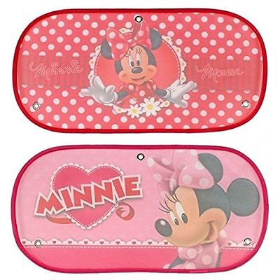 Disney Minnie Mouse Car Rear Sun Shade