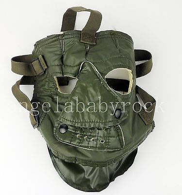 Surplus Us Military Extreme Cold Weather Face Mask Green-0329