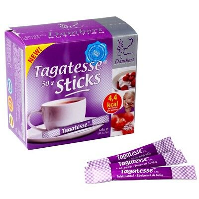 50x2,5g Dolcificante naturale Tagatesse Sticks lowcarb glutenfree