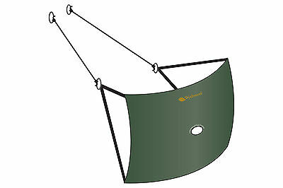 WYCHWOOD INTERNATIONAL PARA DROGUE COMPETITION LEGAL BOAT SEA FISHING 2.25m
