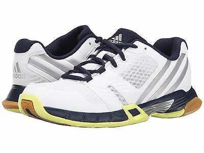 Women Adidas Volley Team 3 Running Shoes White Sneakers NEW
