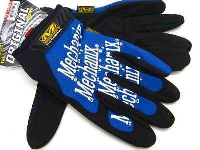 MECHANIX WEAR XX-Large Blue THE ORIGINAL Multipurpose Work Gloves! MG-03-012