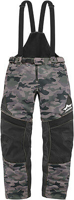 ICON RAIDEN ARAKIS Fighter Mesh Motorcycle Pants (Camo) Choose Size