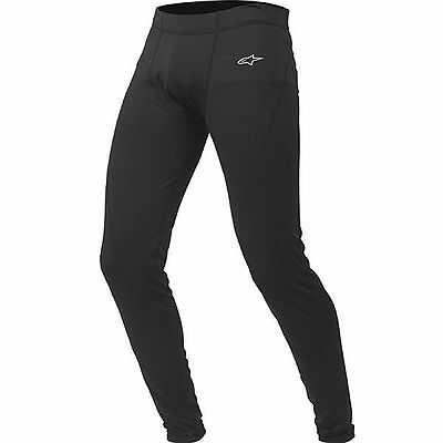 ALPINESTARS Thermal Tech Base Layer Bottom (Black) Choose Size