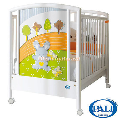 Cot Pali Smart Woods - beds for kids childcare baby