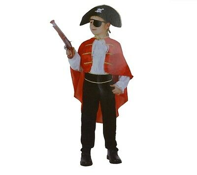 Boy Pirate dressing up costume (7 to 10 years)(PIR-02)