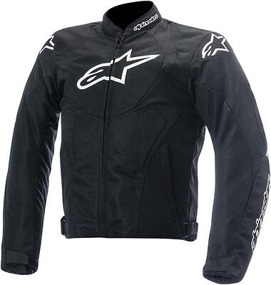 ALPINESTARS T-JAWS AIR Textile Motorcycle Riding Jacket (Black) L (Large)