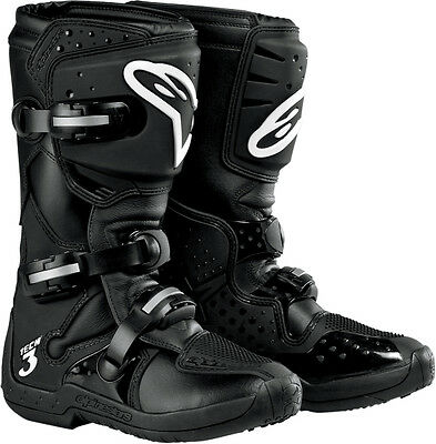 ALPINESTARS Stella Tech 3 MX/Motocross/Off-Road Boots (Black) EU 41 / US 9