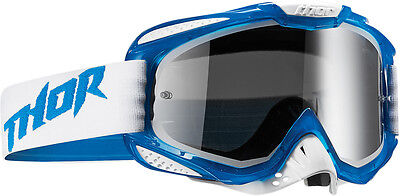 THOR MX Motocross 2015 Ally Goggles (Trans Blue) One Size