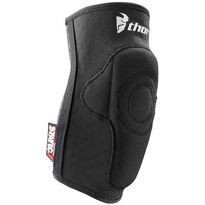 THOR MX Motocross Static Elbow Guards (Black) SM-MD