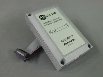 1747pic - Allen-Bradley - 1747-pic/Interface Converter Used