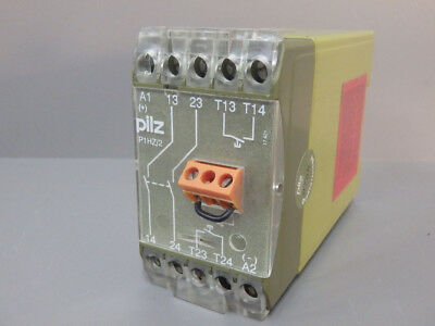 474550 - Pilz - 474550/P1hz/2-230vac 2a Relay Security Used