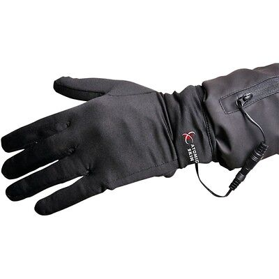 Atomic Skin Heated Mens Snowmobile Cold Weather Sports Glove Liners