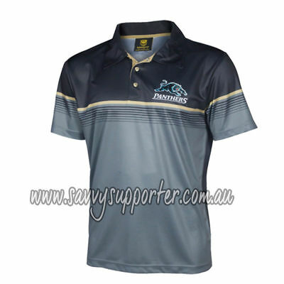 Penrith Panthers 2017 NRL Classic Polo Shirt Sizes S-5XL BNWT