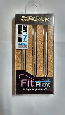 COSMO FIT SUPER DURALUMIN NORMAL SPINNING #7 SHAFTS 38.5mm  FOR FIT FLIGHTS ONLY