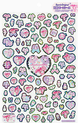 Sanrio Bonbonribbon 100 Holographic Stickers (2014)