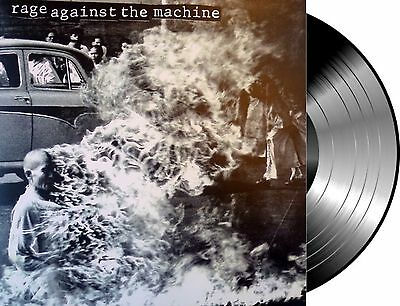 Lp Vinilo Rage Against The Machine Same New And Sealed Vinyl 2015 Reissue