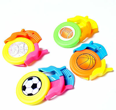 6 Sets Toy Kids Shooter Disc Saucer Birthday Party Favour Pinata Prize Game Gift