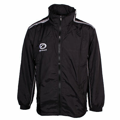 OPTIMUM Eclipse Mens Rain Jacket Coat Black