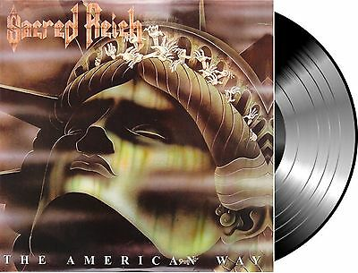 2Lp Vinilo Sacred Reich The American Way New And Sealed 180G Vinyl Thrash Metal