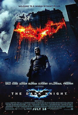 Batman The Dark Knight Movie Poster 61x91 cm