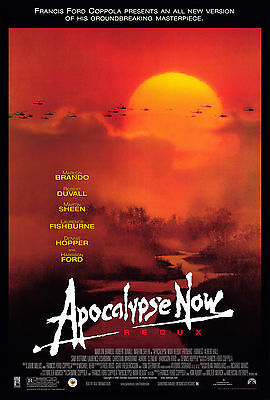 Apocalypse Now Movie Poster 61x91 cm