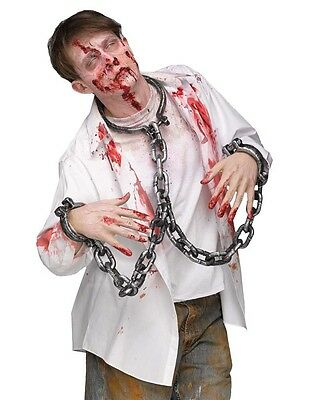 Zombie Restraint Shackles And Collar